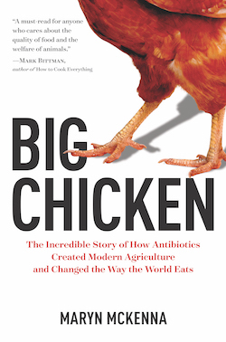 """Big Chicken"" book cover"