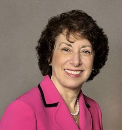 National Institute of Environmental Health Sciences Director Linda Birnbaum, who is under fire pressure for calling for science-based policy decisions on toxic chemicals.