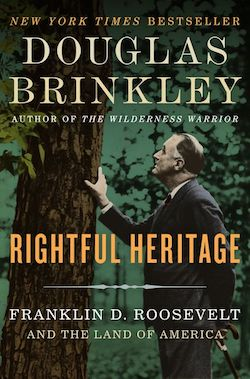Cover of Rightful Heritage by Douglas Brinkley