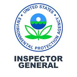 Logo of EPA Office of Inspector General