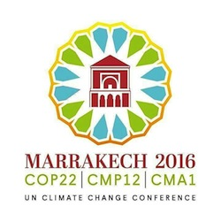 Marrakech 2016 Summit logo