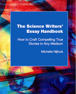 the art of the essay for science and environment writers  sej science writers essay handbook