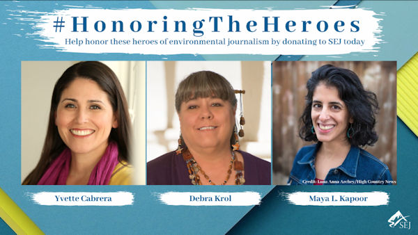 Honoring the Heroes graphic