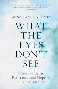 "Cover of ""What The Eyes Don't See"""