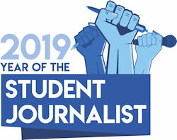 Year of the Student Journalist logo